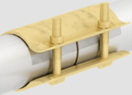 Joint in ledger